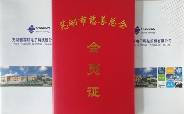 芜湖市慈善总会第三次会员代表大会
